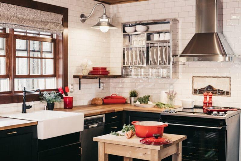 Cara Mudah Mewujudkan Dapur Gaya Scandinavian
